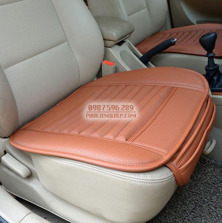 Lót ghế ô tô cao cấp - mẫu 1 2