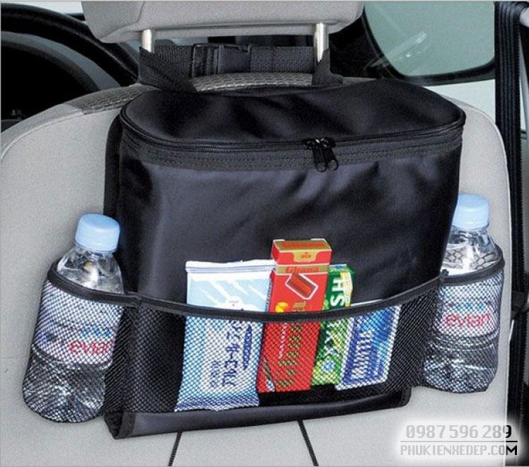 Túi đựng đồ lưng ghế ô tô - mẫu 1