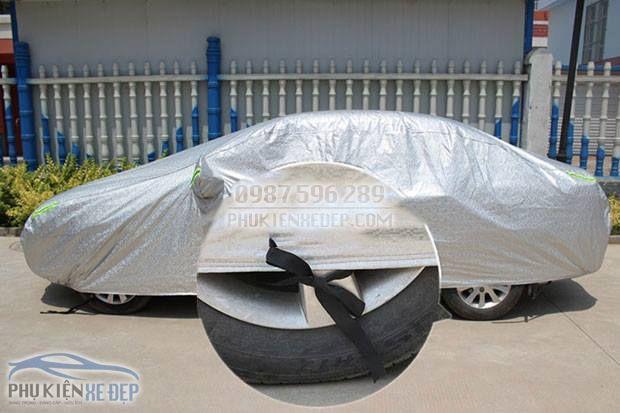 Bạt phủ xe ô tô Hatback
