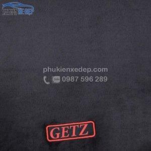 Thảm chống nóng taplo cho xe HYUNDAI GETZ 2