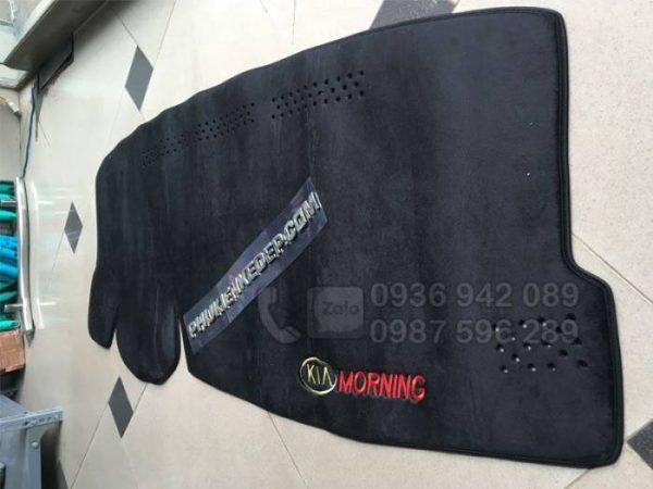 Thảm chống nóng taplo cho xe KIA MORNING