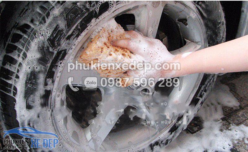 Bọt biển rửa xe ô tô 6