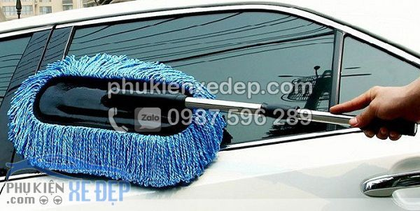 Chổi rửa xe ô tô nano siêu mịn 1