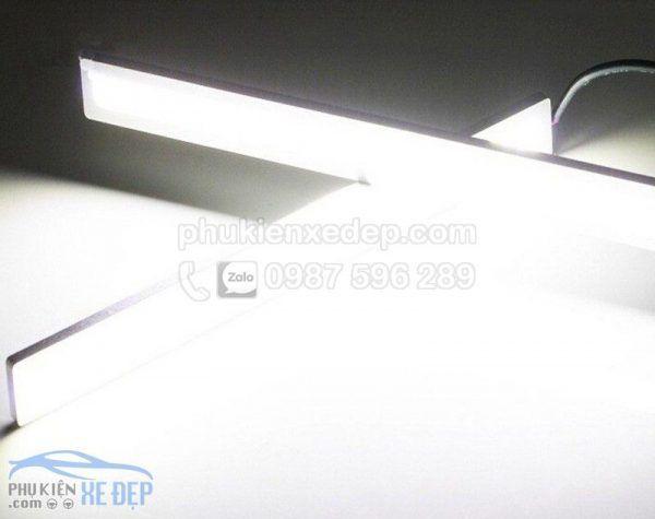 Đèn dây led trang trí ngoài xe ô tô 01