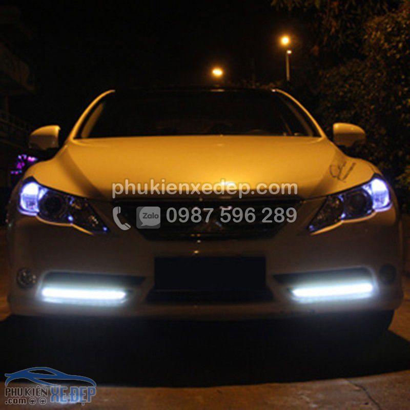 Đèn led trang trí ngoài xe ô tô 2