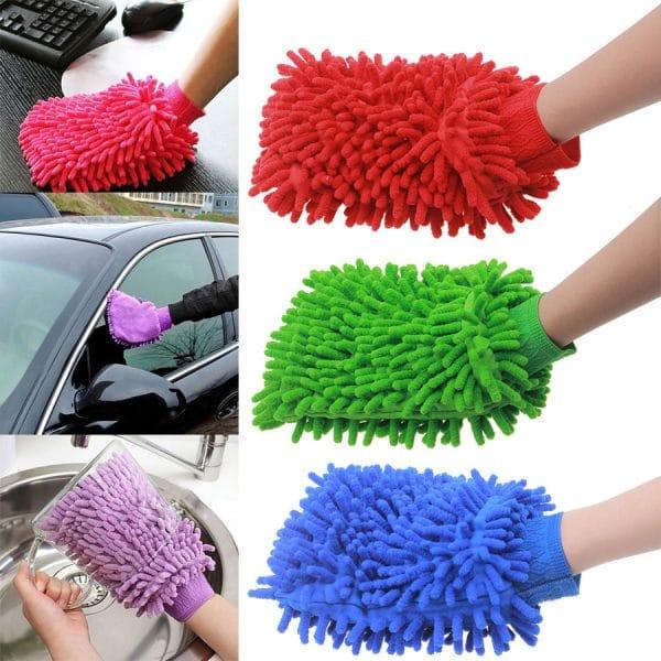 Găng tay rửa xe chuyên dụng 11
