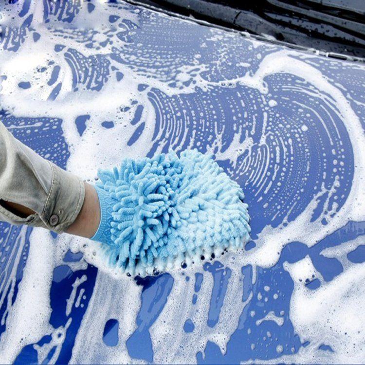 Găng tay rửa xe chuyên dụng 3