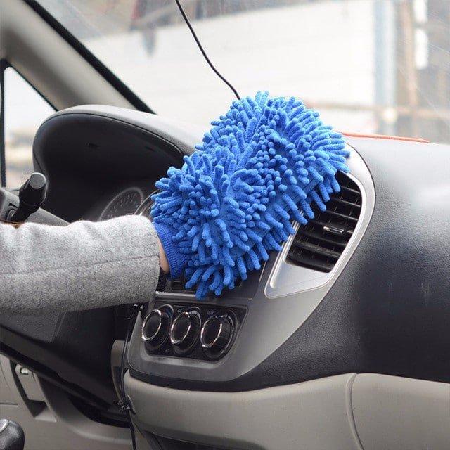 Găng tay rửa xe chuyên dụng 9