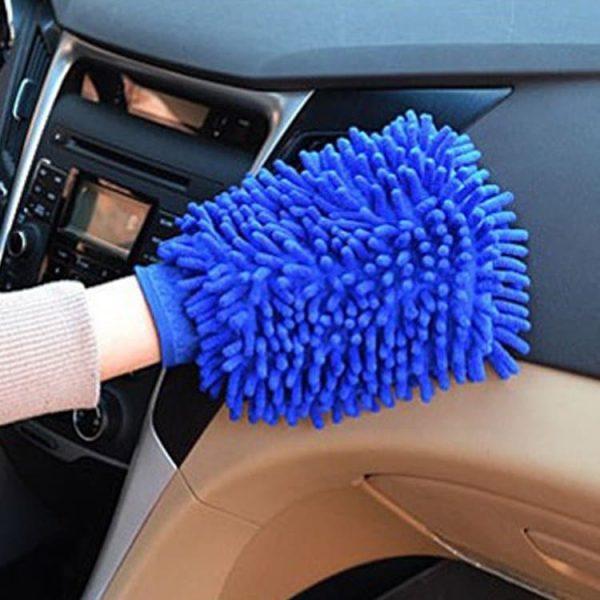 Găng tay rửa xe chuyên dụng 10