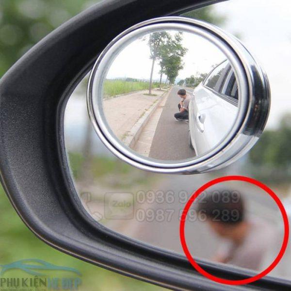 Gương cầu lồi ô tô chiếu hậu xóa điểm mù