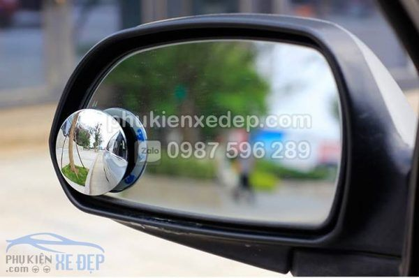 Gương cầu lồi ô tô kính chiếu hậu xoá điểm mù 1