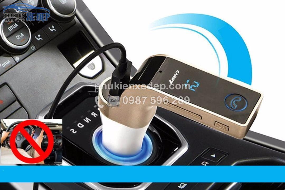 Máy nghe nhạc tẩu MP3 Bluetooth cho xe hơi 3