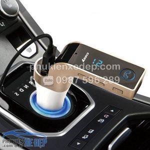 Máy nghe nhạc tẩu MP3 Bluetooth cho xe hơi 5