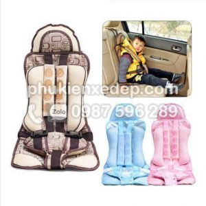 Đai ngồi ô tô cho bé - Ghế ngồi ô tô 3