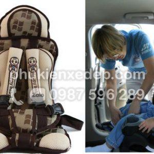 Đai ngồi ô tô cho bé - Ghế ngồi ô tô 4