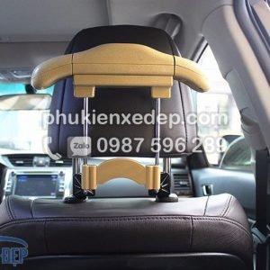 Mắc treo đồ vest chuyên dụng trên xe ô tô 2