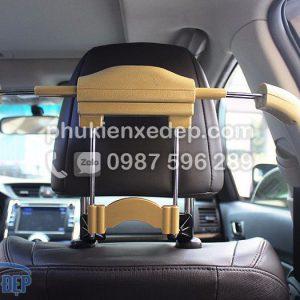 Mắc treo đồ vest chuyên dụng trên xe ô tô 5