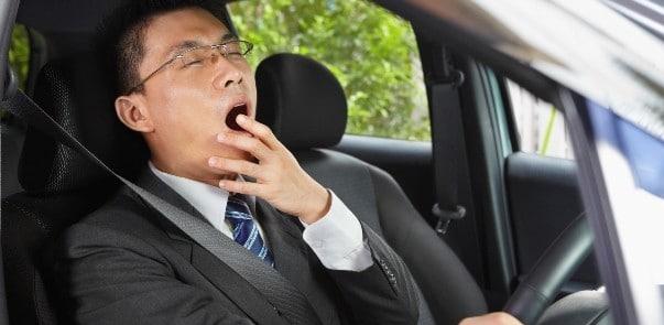 cách chữa buồn ngủ khi lái xe