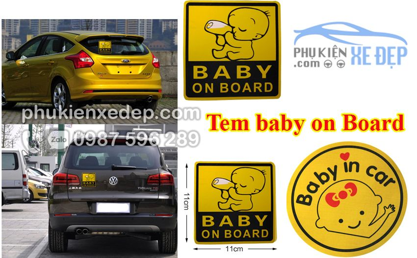 Tem Baby on board 1