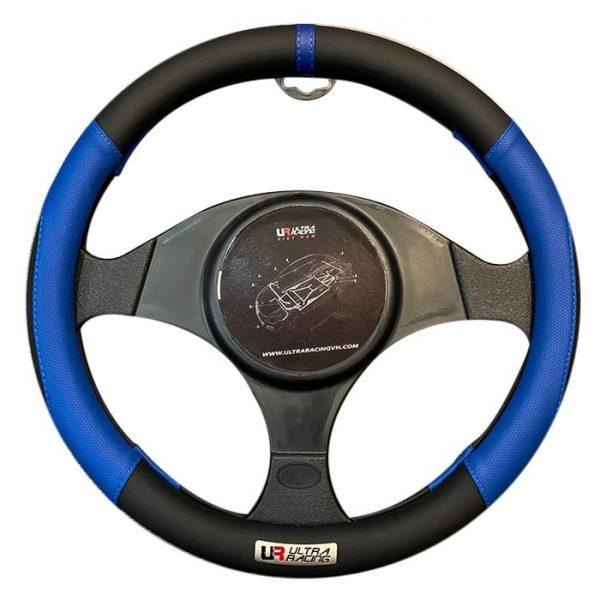 Bọc vô lăng ô tô Ultra Racing 201BL
