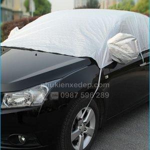 Bạt phủ nóc ô tô và chống nóng 5D không lót bông 11