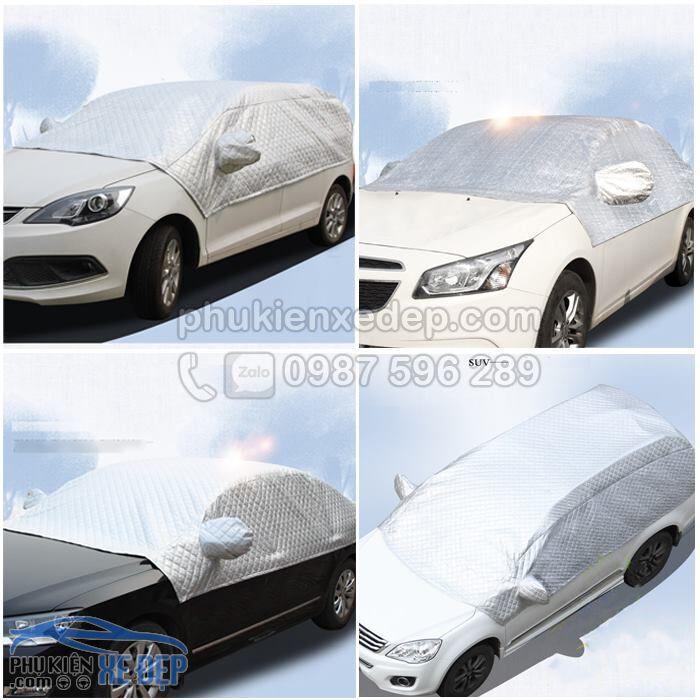 Bạt phủ nóc ô tô và chống nóng 5D không lót bông 3