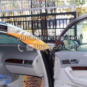 Tấm che nắng ô tô kính lái cao cấp - mẫu 22