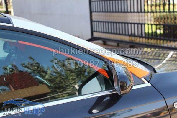 Tấm che nắng ô tô kính lái cao cấp - mẫu 24