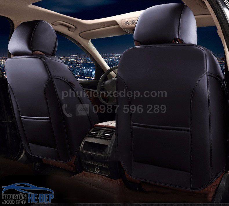 Áo ghế ô tô 6D – Mẫu 13