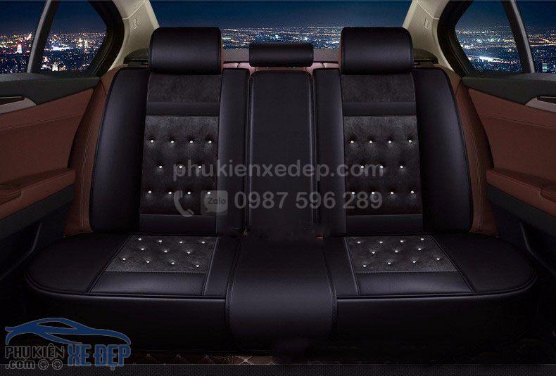 Áo ghế ô tô 6D – Mẫu 15