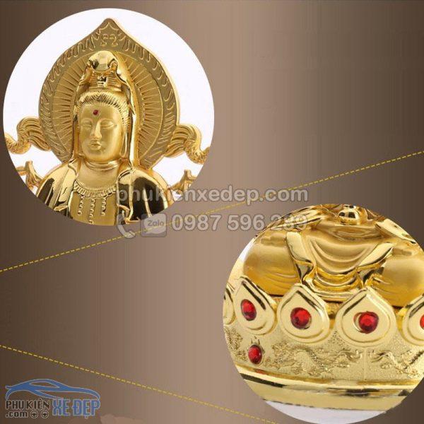 Tượng Phật Bà Quan Âm Nghìn Tay để taplo2
