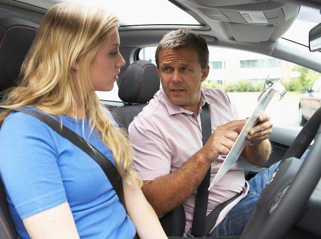 học lái ô tô cho người mới