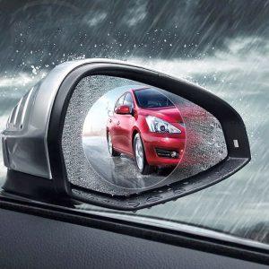 Miếng dán chống nước gương chiếu hậu ô tô