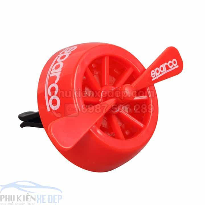 tinh dầu khô sparco turbine hình cánh quạt hương kẹo