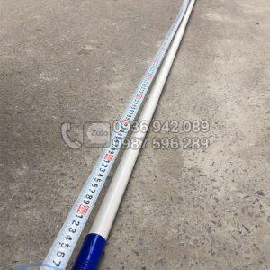 chổi rửa xe ô tô cán dài 2 mét
