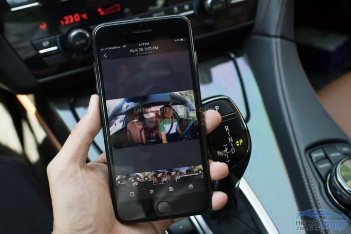 Camera Hành Trình VAVA CD-001 | WIFI + GPS 11