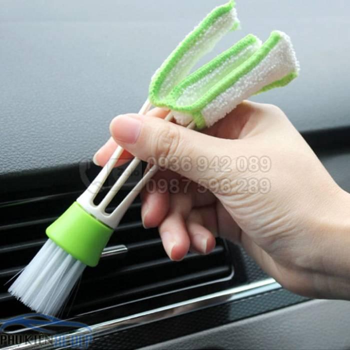 Chổi vệ sinh điều hòa ô tô