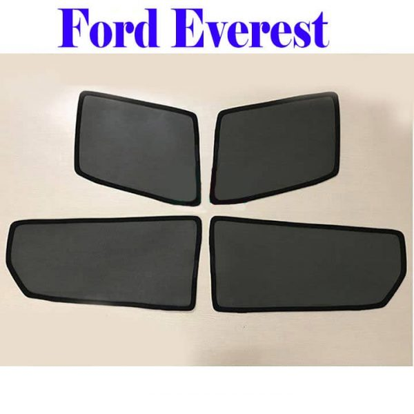 Bộ rèm che nắng theo xe Ford Everest