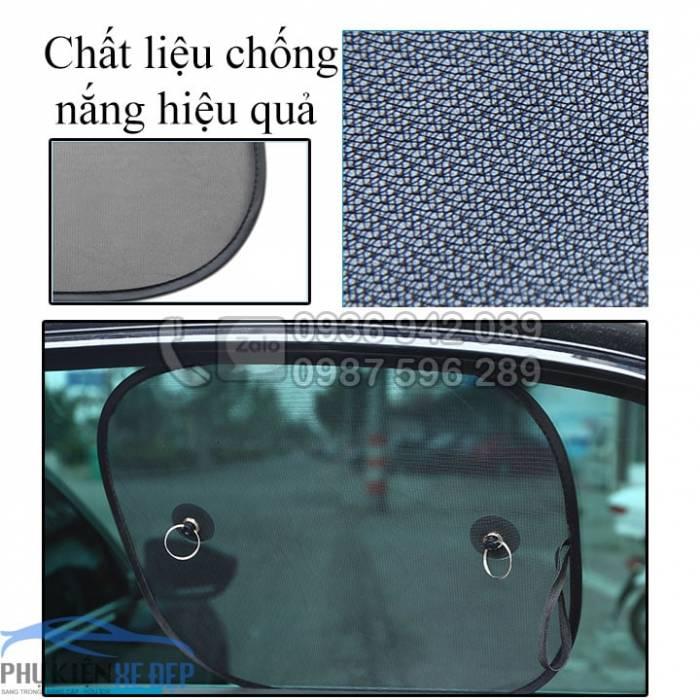 Bộ 2 tấm che nắng cửa bên ô tô