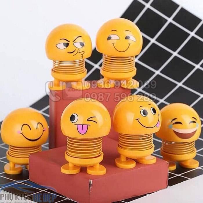 Thú Nhún emoji lò xo