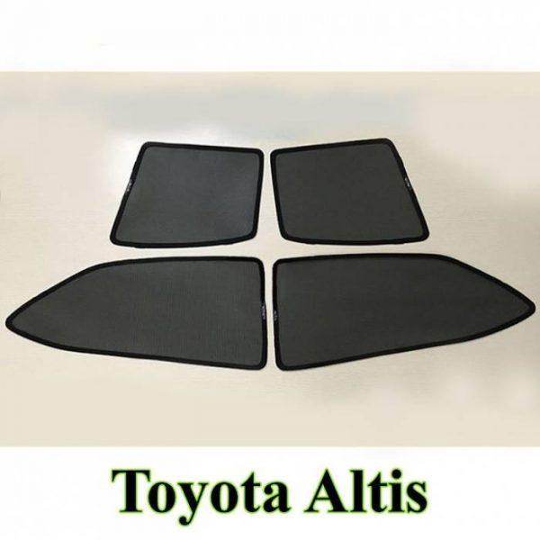 Rèm che nắng theo xe Toyota Altis