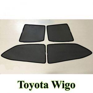 Bộ 4 tấm theo xe WIGO