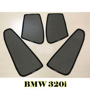 Combo 4 tấm che nắng cửa bên theo xe BMW 320i
