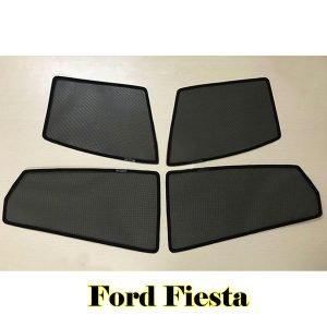 Combo 4 tấm che nắng nam châm cửa bên theo xe Fiesta