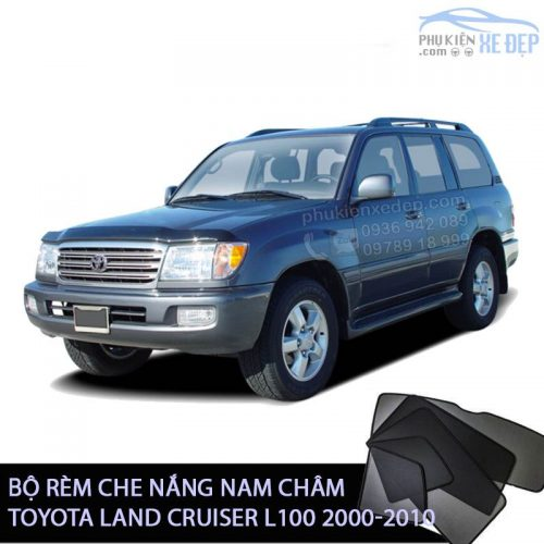 Toyota Land Cruiser L100 2000-2010