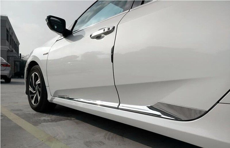 Phụ kiện nẹp sườn cho Honda Civic