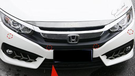 Phụ kiện Honda City thuộc nhóm an toàn có đèn sương mù